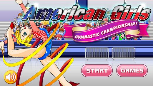 American Girls Gymnastic Championship 2014