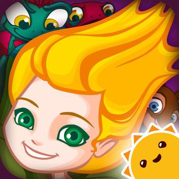 Thumbelina ~ 3D Interactive Pop-up Book 書籍 LOGO-阿達玩APP