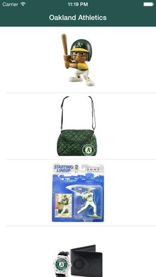 FanGear for Oakland Baseball - Shop for Athletics Apparel Accessories Memorabilia