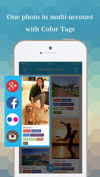 無料摄影AppのMoment One|記事Game