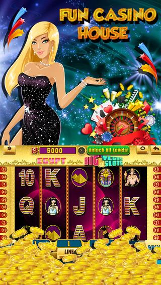 Fun Casino House - Play Free Slots Machines Jackpot