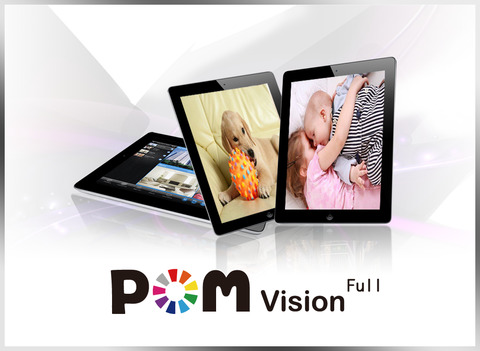 POMView for iPad