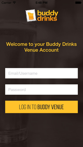 BuddyDrinks Venue