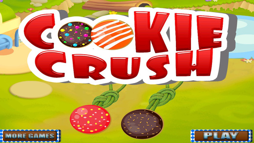 A Cookie Fun Crusher Super Sweet Matching Adventure Free