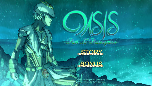Oasis: Path to Redemption