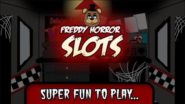Freddy Horror Slots - Five Nights At Las Vegas