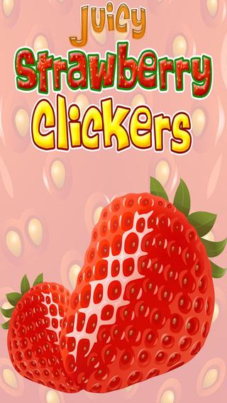 Juicy Strawberry Clickers