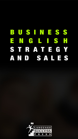 Business English Strategy and Sales