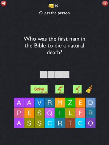 Bible Trivia screenshot 7
