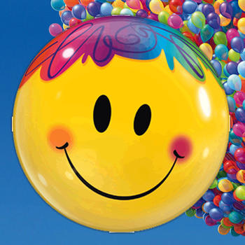 Crush The Happy Balloons LOGO-APP點子