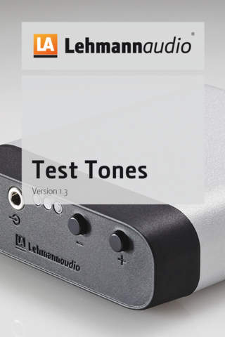 Test Tones screenshot 1