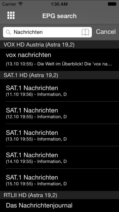 e2Remote Screenshots