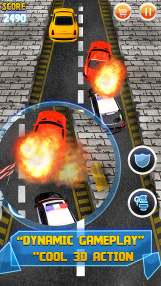 Absolute Cop Chase - Police Car Racing Game