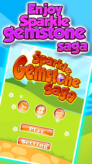 Sparkle Gemstone Saga