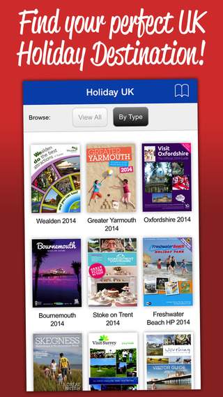 Holiday UK - Britain's Best Holidays