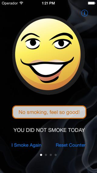 My Smoke Counter