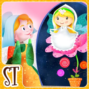 Thumbelina by Story Time for Kids 書籍 App LOGO-硬是要APP