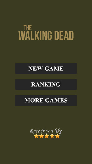 Quiz for The Walking Dead TV Show - Trivia for TWD zombie TV Series