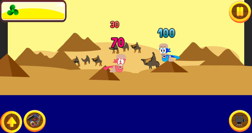 Worms Super Heroes