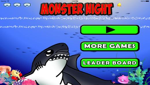 Monster Nigth PRO : Shark Sea