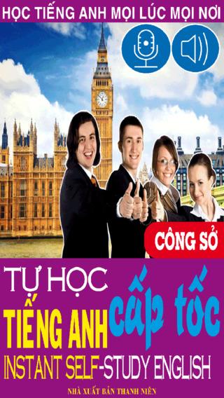 Tự học tiếng Anh cấp tốc - Tiếng Anh Công sở Office English Anh - Việt