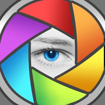 Eye Catching Photo Effect Pro - cool picture plus editor 娛樂 App LOGO-硬是要APP