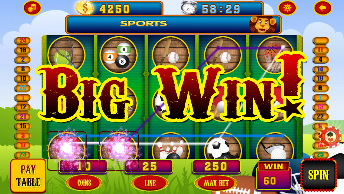 Play Free Vegas Slot Games
