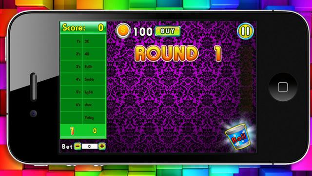 Yatzy HD Game