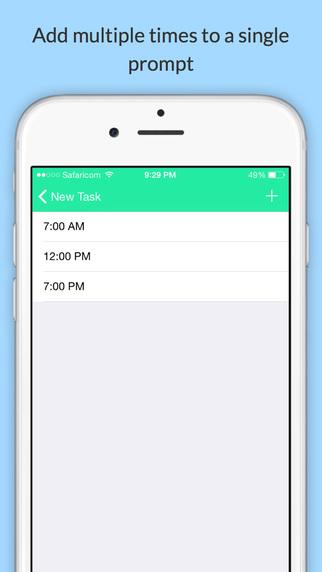 玩生產應用App|Prompt Reminders免費|APP試玩