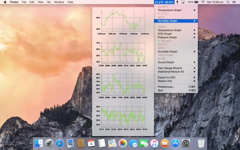 AtmoBar Screenshot - 5