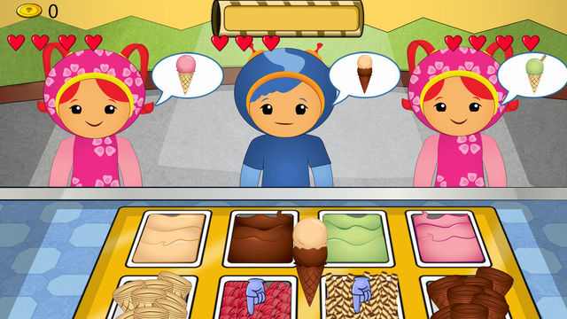 Ice Cream Maker: For Team Umizoomi Edition