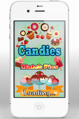 Aaaaah!!! Adorable Candies Match Pics screenshot 2