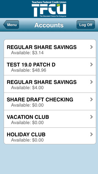 Teachers Federal Credit Union Mobile Banking on the App Store
