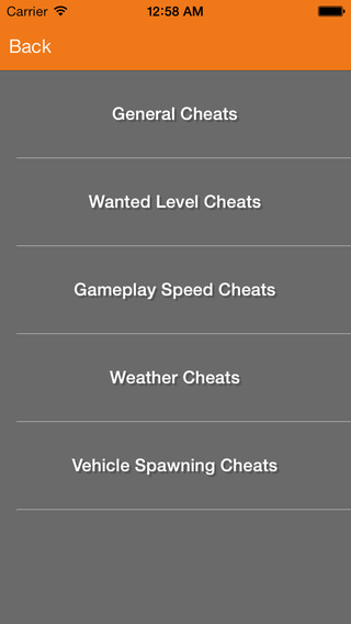 Cheats for Grand Theft Auto San Andreas