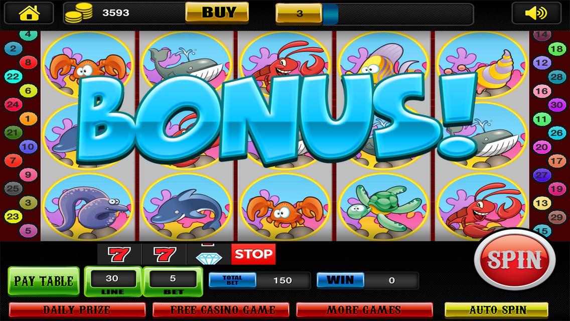 App shopper a mega gold fish slots in classic las vegas for Fish for money app