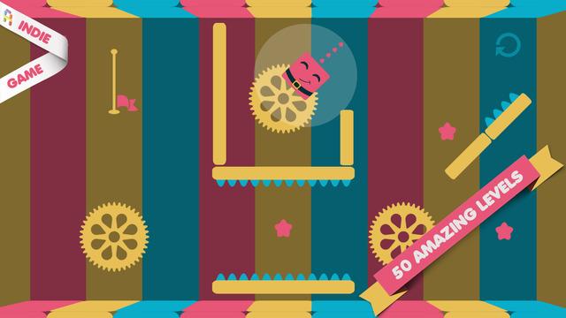 Lokum - Physics Based Puzzle Game