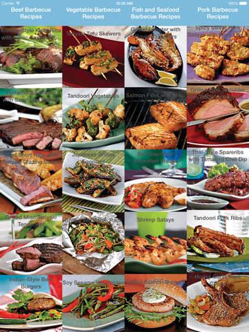 Barbecue Cookbook for iPad