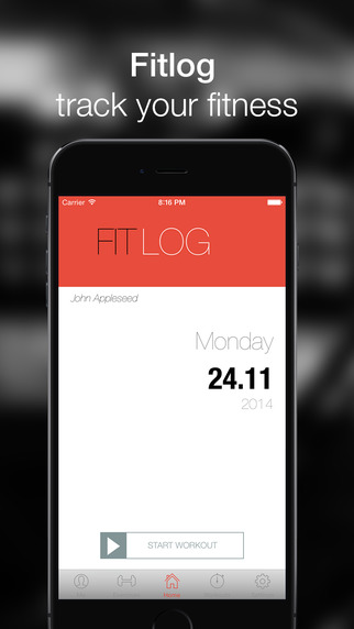 FitLog Pro