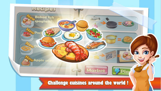 Burger Chef - Restaurant Chef Cooking Story