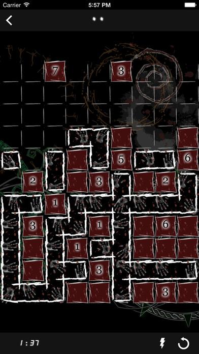 Nurikabe Vault iPhone Screenshot 5