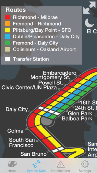 Metro BART