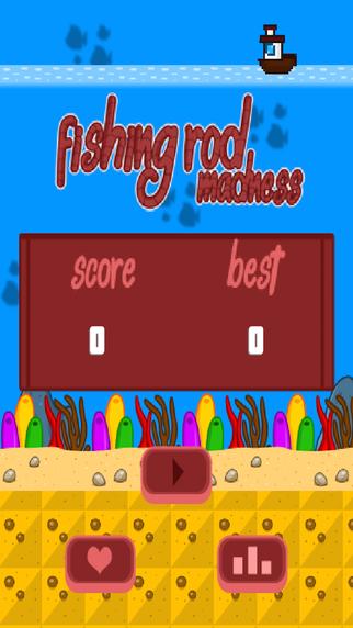 Fishing Rod Madness