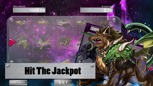 Chimera Lion Dragon Spin : Win Greek Diamond Casino Games