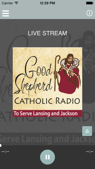 Good Shepherd Catholic Radio