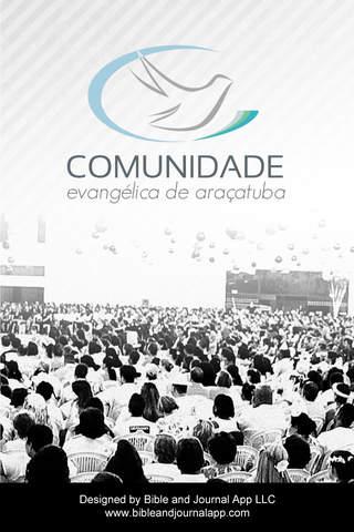 Comu Aracatuba screenshot 1