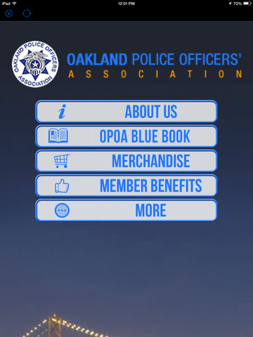 Oakland Police Officers' Assoc HD