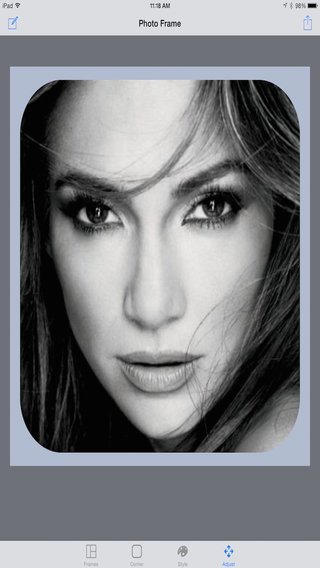 Frame It Celebrity- Best Photo Collage And Custom Frame Style App