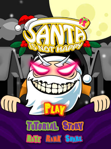 Santa Is Not Happy|玩遊戲App免費|玩APPs