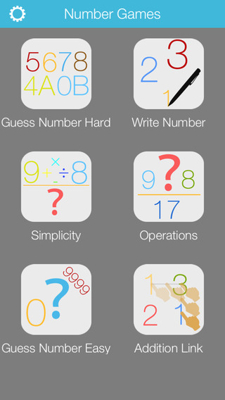 Number Puzzle Games N-in-1