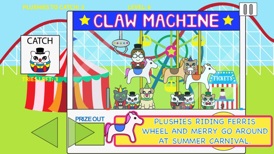 claw machine apps